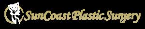 SunCoast Plastic Surgery logo white 316 small