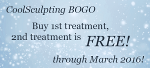 CoolSculpting Specials